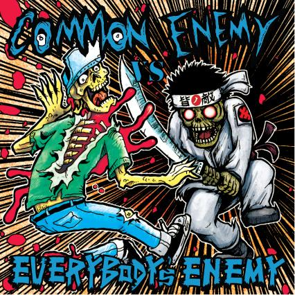 Common Enemy vs. Everybody