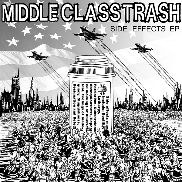 Side Effects 7 inch EP
