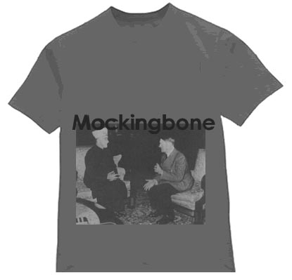 Mocking Tees £30.00 (one-off designs)