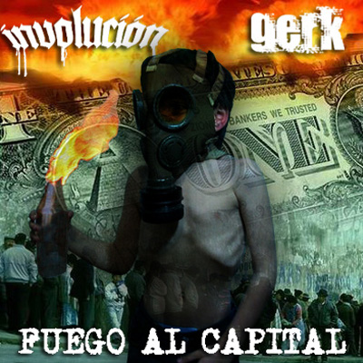 Split CD Album: Gerk - Involución